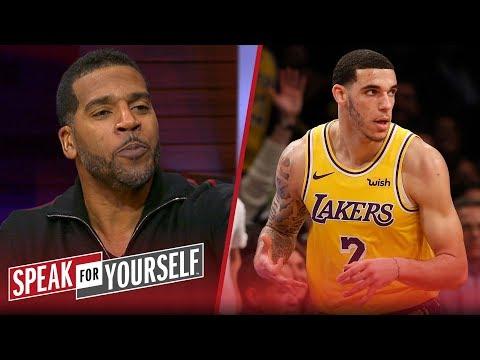 Jim Jackson talks Lakers minus LeBron and scrutiny impacting the Warriors | NBA | SPEAK FOR YOURSELF