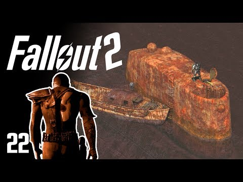 Fallout 2 - Derelict Submarine - Part 22