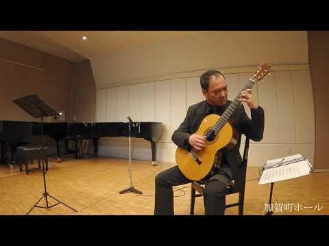 ピアソラ「リベルタンゴ」 ~Flow, my tears 声とギターの午後より~