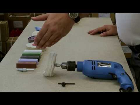 General Purpose Metal Polishing Kits