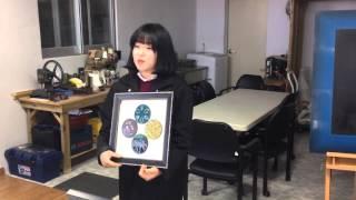 2013 피카데미 슈퍼옻칠스타1기 수료식 작품설명(류위…