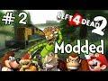 Modded Left 4 Dead 2 - Train Escape! (Part 2)