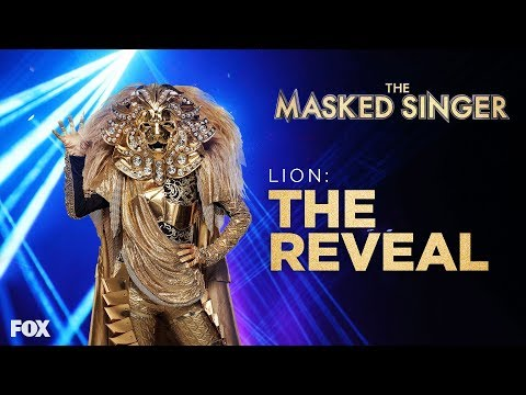 The Lion Is Revealed | Season 1 Ep. 8 | THE MASKED SINGER