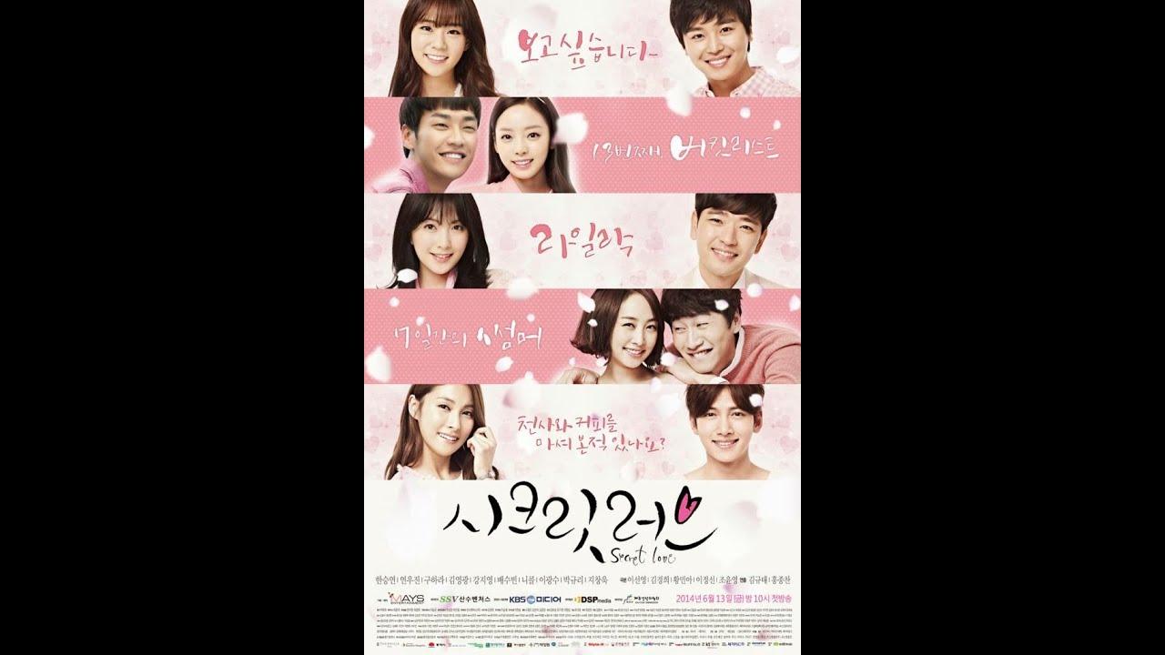 Download [Indo Sub] Secret Love Kara Park Gyuri and Ji Chan wook