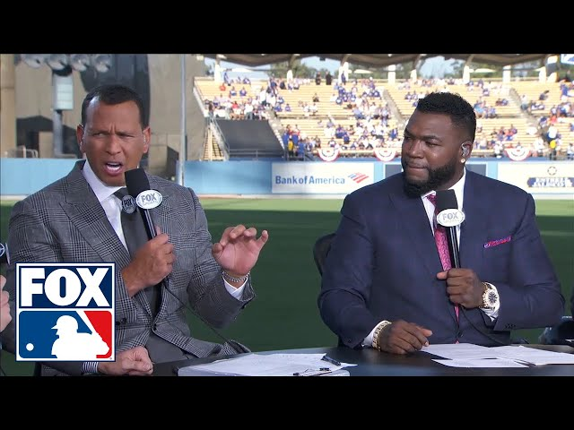 FOX MLB crew react to Dodgers' record-breaking Game 3 win in the 2018 World Series | FOX MLB