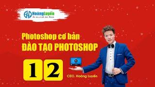Hướng dẫn thiết kế Banner quảng cáo đẹp bằng Photoshop - Bài 12