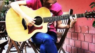 Vẫn mong chờ (Guitar cover) - Teomaxx