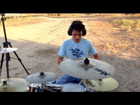 Pepe | Hoobastank - Out Of Control (Drum Cover)