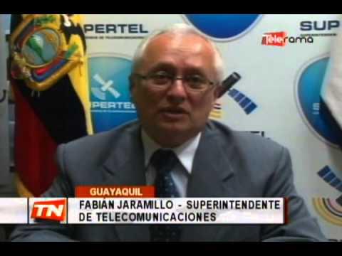 Más de un millon de teléfonos fueron rechazados por la Supertel