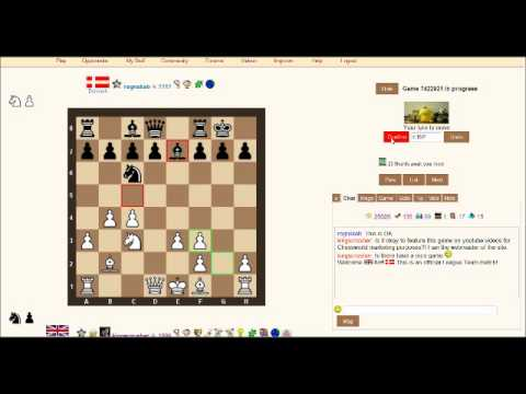 Online Correspondence (Turn Based) Chess: Chessworld.net presents: 31 games waiting my turn