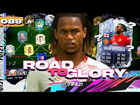 FIFA 21 ROAD TO GLORY #89 - THE BIG DECISION!!?