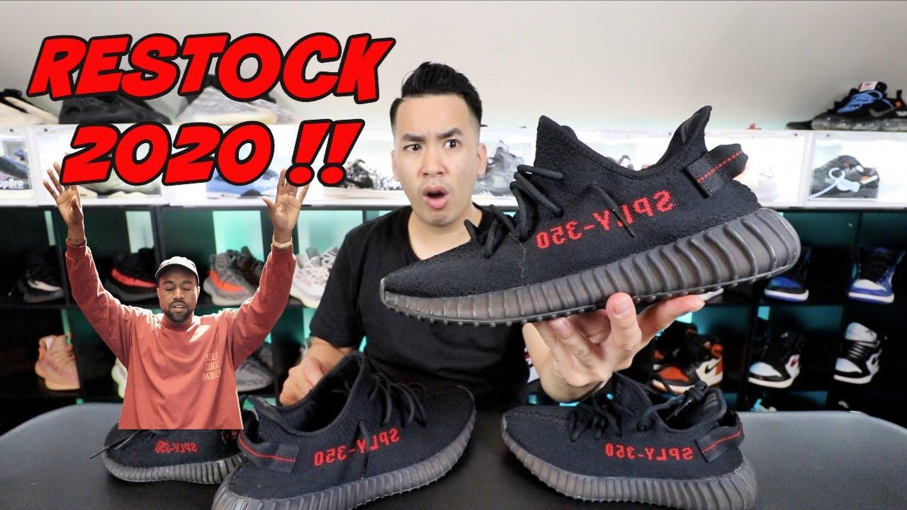 RESTOCK 2020 !!! YEEZY 350 V2 \