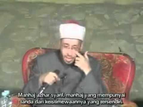 Syeikh Usamah - Manhaj al Azhar (Talaqi Bil Qabul)