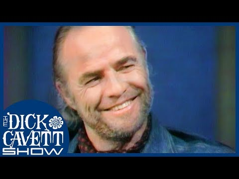 Marlon Brando Talks About Acting To Survive | The Dick Cavett Show