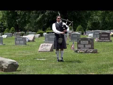 Taps on the Bagpipes