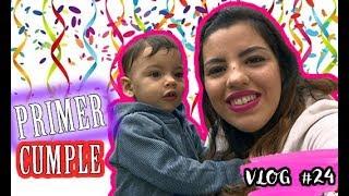 PRIMER CUMPLEAÑOS DE ISAQUITO EN PERÚ!! | Familia Gomocita