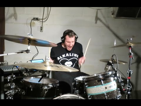 Alkaline Trio - Private Eye - (Drum Cover)
