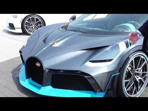 Bugatti Divo - Achim Anscheidt, Director of Design Bugatti - Unravel Travel TV