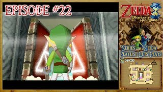 The Legend Of Zelda: Phantom Hourglass - Temple Of The Ocean King, Red Phantoms Cometh - Episode 22