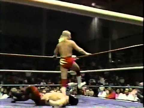 WW 2/11/89- Original Express vs Terminators- Steamboat Inv