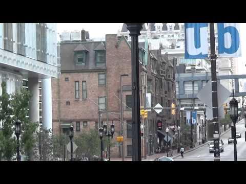Area around Pennsylvania Station and University of Maryland Baltimore