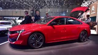 New Peugeot 508 | Geneva International Motor Show 2018