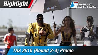 Thailand Super Series 2015 (Round 3-4) Promo