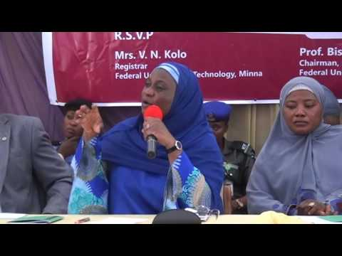 Public Lecture By: Her Excellency Dr. Amina Abubakar Bello MBBS; FWACS - Part 4