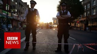 Finsbury Park attack  'All victims from the Muslim community'   BBC News