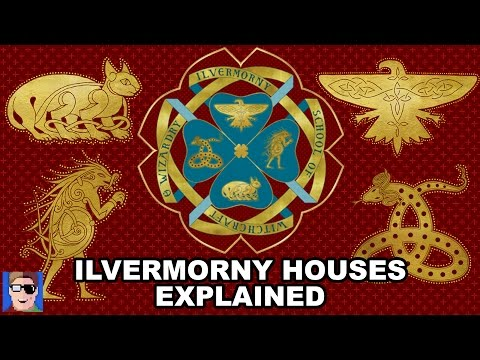 Ilvermorny Houses Explained