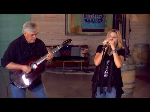 "Terri Hendrix with Lloyd Maines ""Ain't It A Shame"" LIVE on the Texas Music Scene"