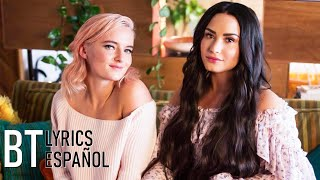 Clean Bandit - Solo feat. Demi Lovato (Lyrics Espanol) Video Official