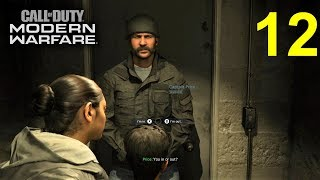 Call Of Duty Modern Warfare Campaign Mission 12 Old Comrades