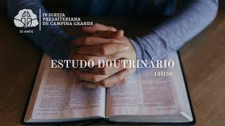 A justiça que vem da fé somente Romanos 1.17  Parte II  Pr. Clélio Simões l 22/04/2021