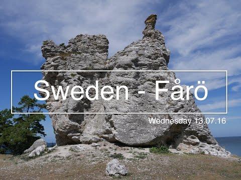 Day 5 -  Farò / Gotland - Sweden [4K]