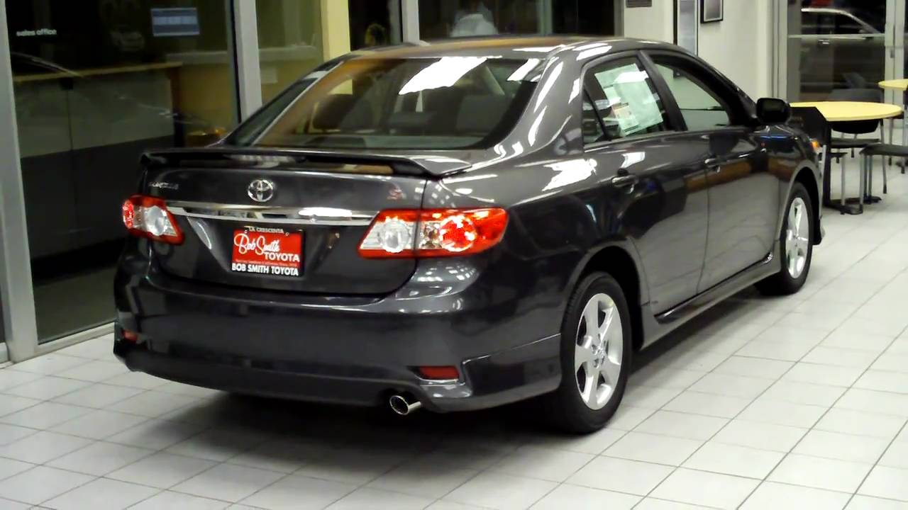 2011 toyota corolla s new updates bob smith toyota scion la crescenta ca 91214 youtube