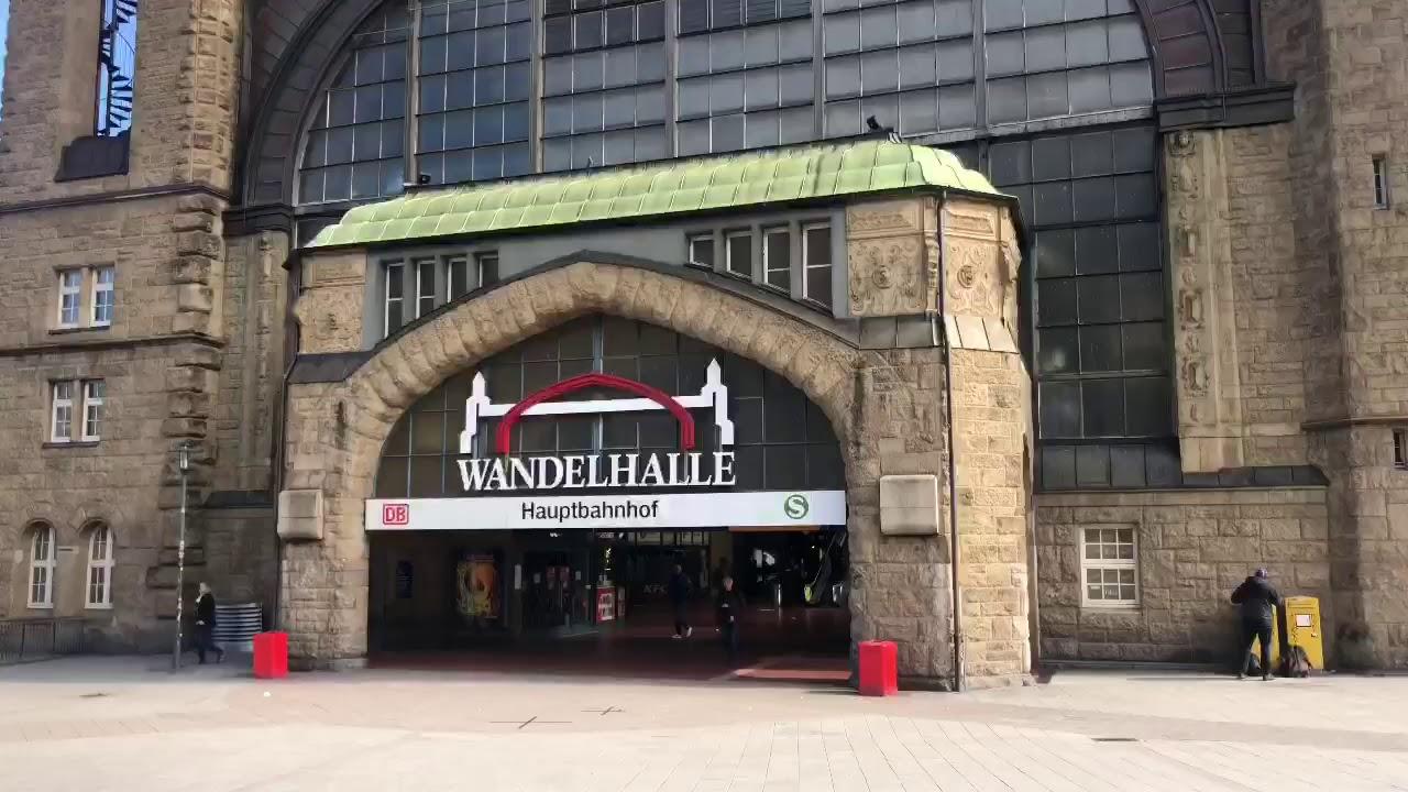 🤯 Katastrophe!!! Hamburger Hauptbahnhof komplett leer am Samstag