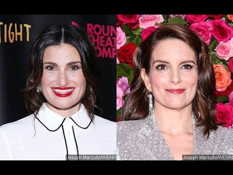 Idina Menzel And Tina Fey Set To Headline Concert For America