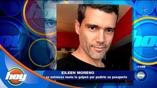Alejandro García hace pública su versión sobre el abuso contra Eileen Moreno | Hoy