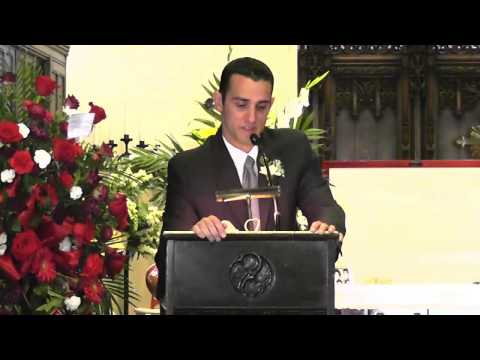 Anthony Donvito Memorial Service Video