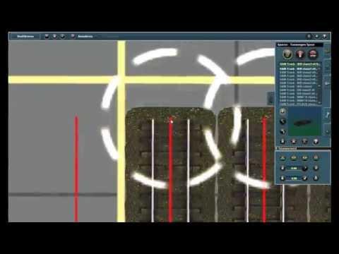 trainz route bouwen deel 3. Bouw vlog over de bouw van een trainz route.