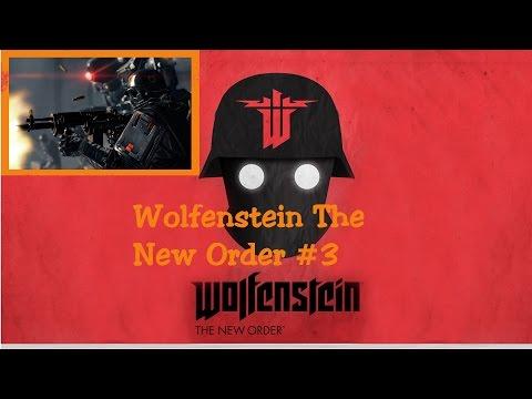 Wolfenstein The New Order #3 Wir sind in einer Anstalt ???
