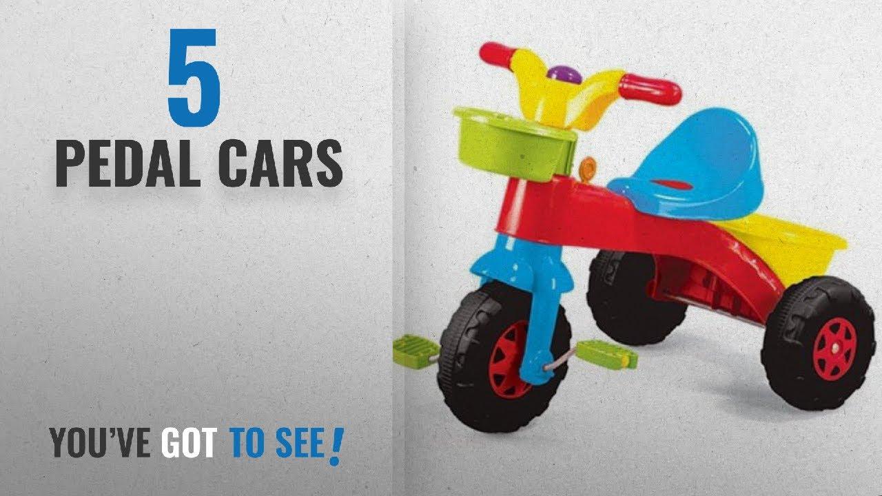 05649e18c49 Top 10 Pedal Cars [2018]: My First Ride Trike Kids Childrens Multi ...