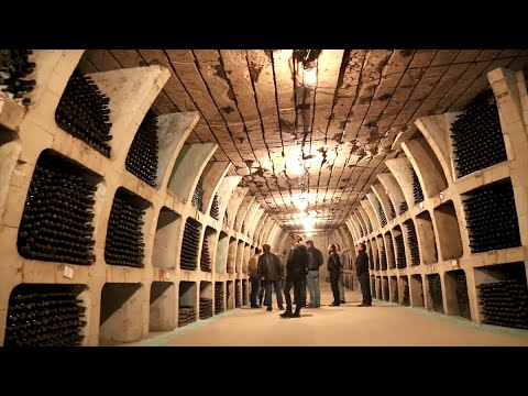 The BEST WINERIES in Moldova