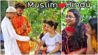 A Hindu Helping Orphan Muslim For Eid |Heart Touching Social Experiment In India|FunkyTv|