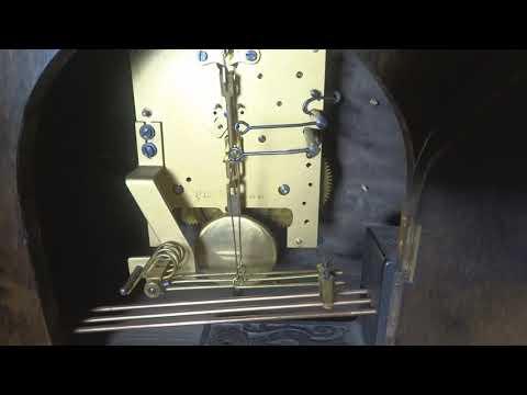 A Very Rare Pendulum In Gustav Becker