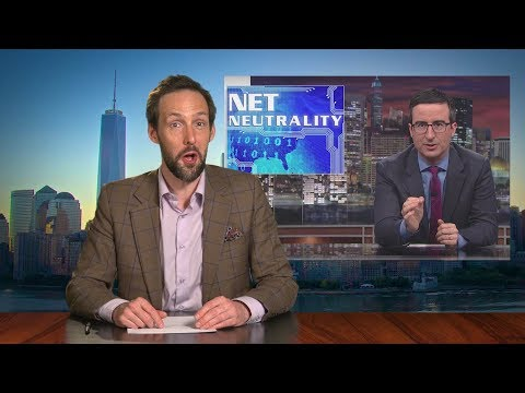 Net Neutrality Nixed: Why John Oliver is Wrong
