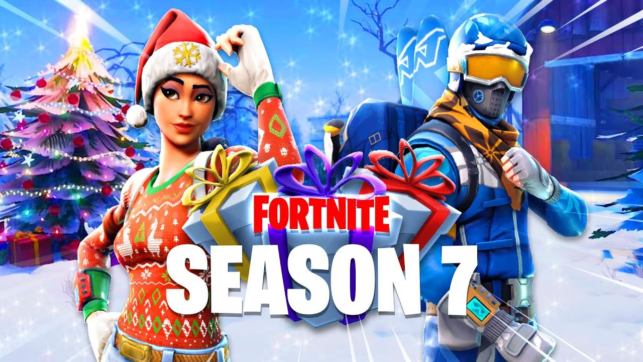 Season 7 Trailer Fortnite Fanmade Saison 7 Trailer Youtube