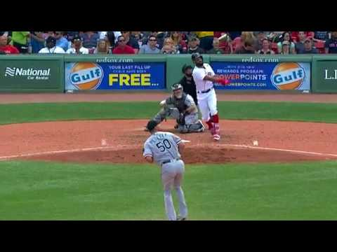 Chris Young launches two home runs
