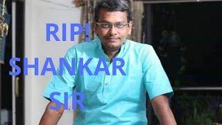 #RIP #SHANKARIASACADEMY #jenotamiltech SHANKAR SIR - SHANKAR IAS ACEDEMY CEO AND FOUNDER IAS ACEDEMY